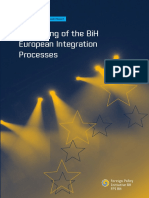 Monitoring of the BiH European Integration Process - 2009 Second Semi-Annual Report