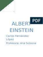 Carlos Fernandez Albert Einstein TMI
