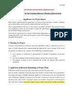 SCDL 2014 PGDBA  Project Report Guideline.pdf
