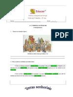 98427120 Ficha de Avaliacao Portugal No Sec XIII 2 HGP 5º Ano