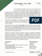 PS - PSAI polímero