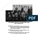 Seattle's Yeshivas Rabbeinu Chaim Ozer 1947