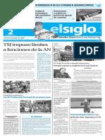 Edicion Impresa El Siglo 02-03-2016