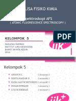 Spektrofotometri AFS L