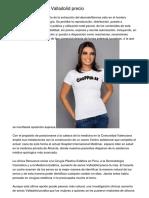 aumento de senos Valladolid precio