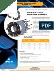 Corzan Full Pressure Flange Kit