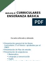 Bases Curriculares Enseñanza Básica