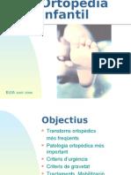 Ortopèdia infantil 2007-2008