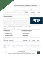 Autorização Para Pagamento de Indenização de Sinistro Viagem Vrs03 MKT