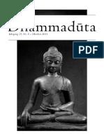 Buddhismus Und Umwelt (Dhammaduta, Ausgabe 2, Oktober 2011)