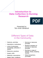 Scrutinizing Data Collection Methods Wlingi