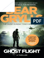 Ghost Flight - extract of the new Bear Grylls adventure