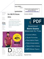 Data Interpretation for SBI PO Exam 2014 _ Gr8AmbitionZ.pdf