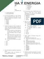 Materia y Energía - Práctica 4