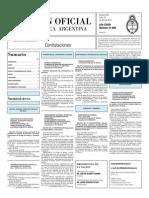 Boletin Oficial 19-04-10 - Tercera Seccion