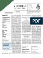 Boletin Oficial 14-04-10 - Segunda Seccion