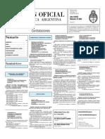 Boletin Oficial 14-04-10 - Tercera Seccion