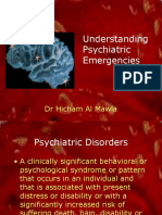 understanding psychiatric emergencies  1
