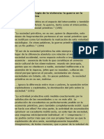 P. Clastres. Extractos Cap. 11. Investigación en Antropología Polñitica.