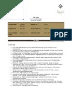 CatererGlobal - Shaza Al Madina Revenue Manager Job Description (1)