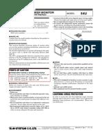 Em54u_a_power Meter Instruction Manual