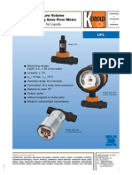 Kobold Flow Sensor