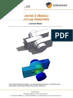 Tutorial 2 Basic - Pin Lug