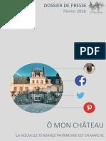 """Pour en savoir plus sur """"Ô Mon Château"""""""