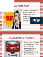 ARTE POP Ainara.ppt