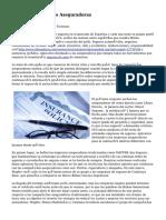 Article   Compañias Aseguradoras