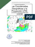 Cartografia Geograficas Utm Datum