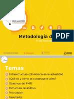Plan Maestro de Transporte Intermodal - Colombia