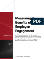 Measuring the Benefits of Employee Engagement (1)