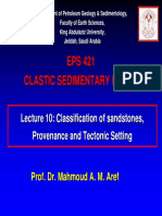 EPS 421 Lecture 10 Classification of Sandstones_2