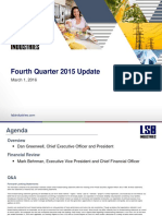 Q4 2015 Earnings Presentation Final