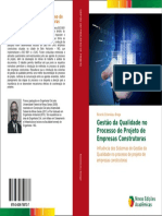 Livro Ricardo Estanislau Braga (apenas capa)