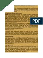 Uraian Materi Kepemimpinan Dan Manajemen Organisasi