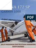 Pilot School Banyuwangi Flight Preparation Book