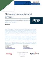 21st century enterprise print services