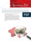 Tedisco Truth in Spending Bill