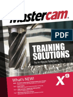 X9 Training Solutions Brochure