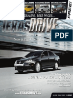 Texas Drive Magazine Apr 19-May 2, 2010 Issue