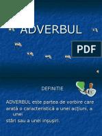 Adverbul v Viii