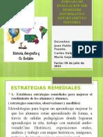 Departamento de Historia 2015