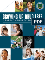 06  growing up drug free - a parents guide to prevention