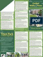 Trent Park Walks 2016