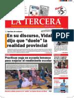Diario La Tercera 02.03.2016