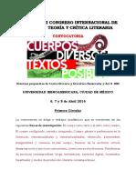 Congreso Cuerpos Diversos Textos Posibles - Primera Circular (1)