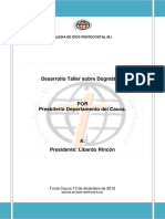 Dogmatica PDF
