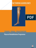 Prosthetics and Orthotics Manufacturing Guidelines